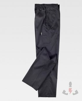 pantalones Work Team laboral Industrial B1402