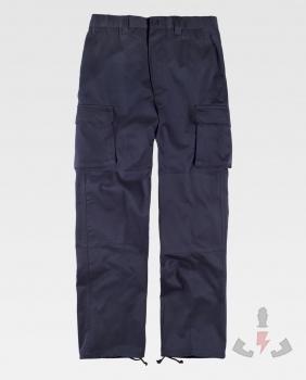 Pantalones Work-Team Industrial B1416 B1416