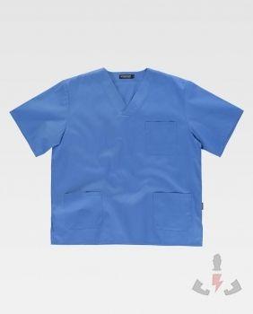 Ropa laboral Work-Team Pijama médico servicios B9200