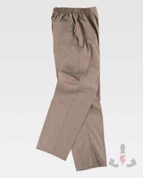 Pantalones Work-Team Pijama médico servicios B9300