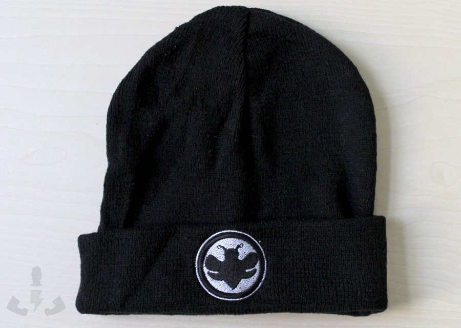 Gorro con logotipo bordado