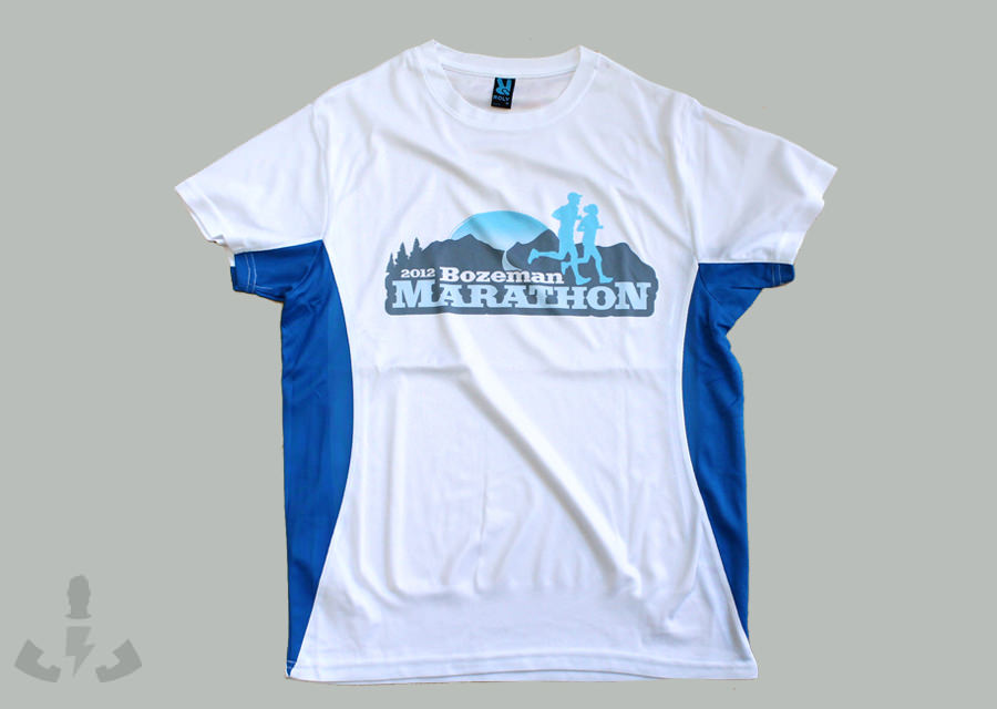 Camiseta sublimada